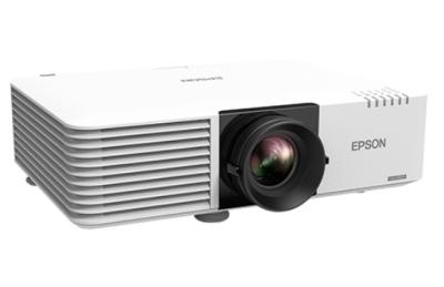【納期:問い合せ】EPSON エプソン 6000lm リアルWXGA ビジネスプロジェクター 高輝度 白モデル <EB-L610W>