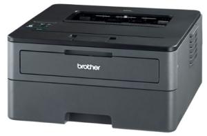 brother ブラザー工業 ジャスティオ 有線LAN、薄型 A4モノクロ <HL-L2370DN>