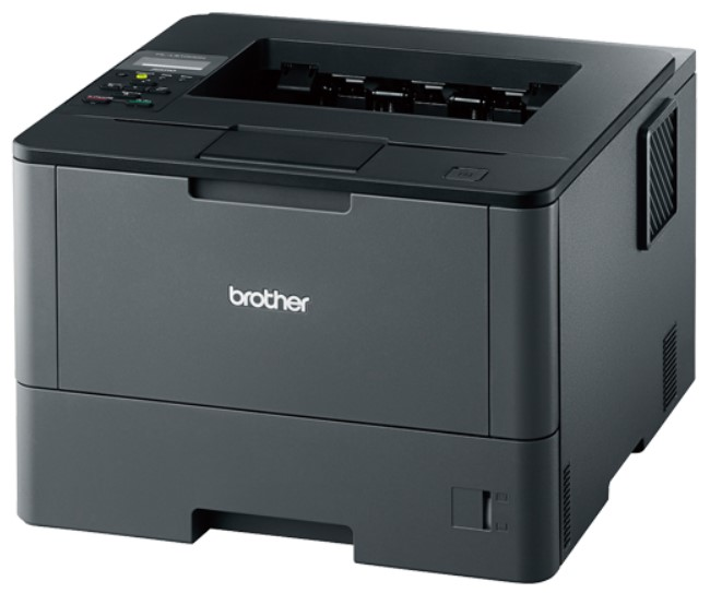 brother ブラザー工業 ジャスティオ 両面 A4モノクロ HL-L5100DN