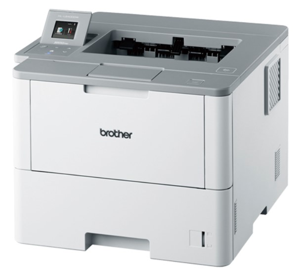 【在庫あり】brother ブラザー工業 ジャスティオ 高速 高耐久 無線LAN A4モノクロ HL-L6400DW