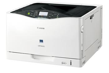 Canon キヤノン レーザービームプリンター Satera LBP843Ci