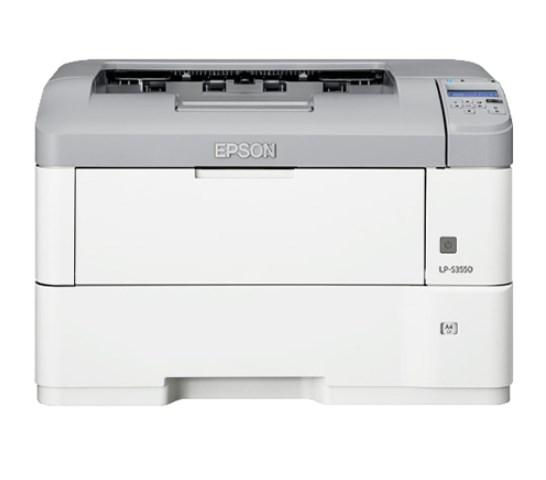 EPSON A3 モノクロ ページプリンター LP-S3550