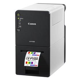 Canon キヤノン 4色カラーラベルプリンター LX-P1500