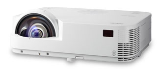 【納期:問い合せ】NEC プロジェクター ViewLight 3500lm フルHD対応 3.7kg NP-M353HSJD