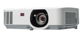 NEC ランプ光源モデル プロジェクター ViewLight 4700lm WXGA NP-P474WJL