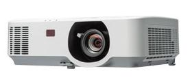 NEC ランプ光源モデル プロジェクター ViewLight 5300lm WUXGA NP-P554UJL