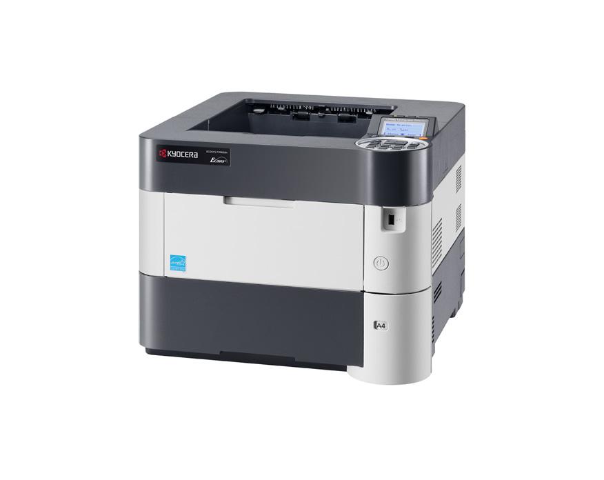 京セラ A4対応 モノクロプリンター ECOSYS エコシス P3060dn