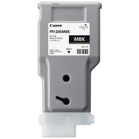 Canon 純正インク キヤノン インクタンク PFI-206MBK