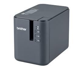 brother ブラザー工業 無線LAN対応 高性能 ラベルプリンタ  ピータッチ PT-P950NW