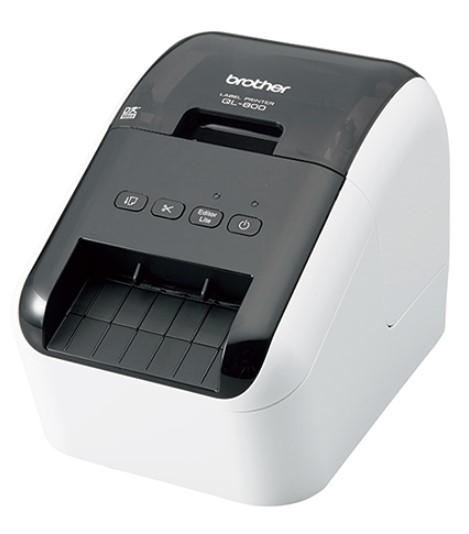 brother ブラザー工業 PC宛名ラベルプリンタ P-touch QL-800