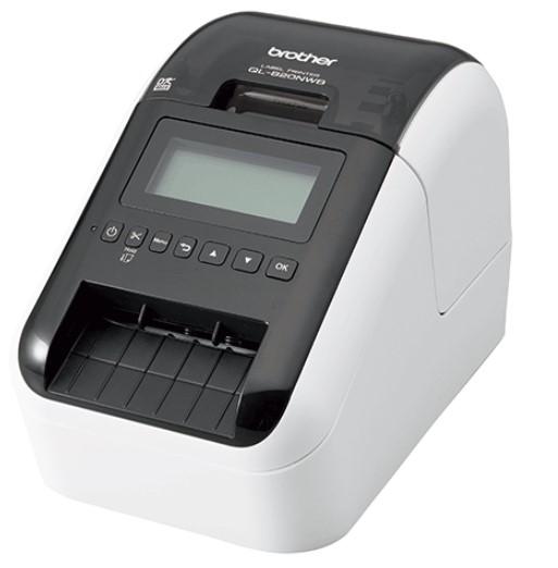 brother ブラザー工業 無線LAN対応 ラベルプリンタ P-touch QL-820NWB