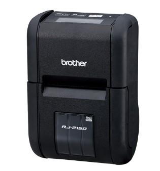 【納期:問い合せ】brother ブラザー工業 Wi-Fi/Bluetooth対応ラベル/レシート兼用モバイルプリンター <RJ-2150>