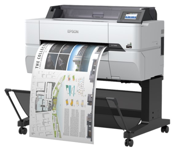 EPSON エプソン A1プラス 4色顔料インク ポスター/POP/CAD SureColor SC-T3450