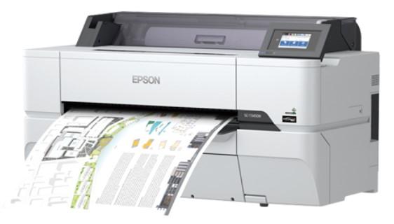 EPSON エプソン A1プラス 4色顔料インク デスクトップモデル(スタンド無し) SureColor SC-T3450N