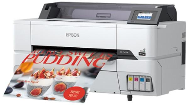 【納期:問い合せ】EPSON エプソン A1プラス 4色顔料インク デスクトップモデル(スタンド無し) SureColor SC-T3455N