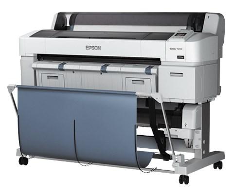 EPSON エプソン A0プラス 4色 高速 SureColor SC-T5250D HDD搭載 ダブルロール機