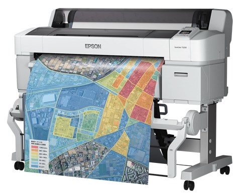 EPSON エプソン B0プラス 4色 高速 SureColor SC-T5250PS PostScript対応モデル