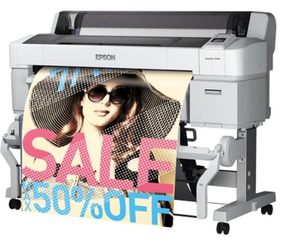 【納期:問い合せ】EPSON エプソン A0プラス 4色顔料 高速 ポスター/POP/CAD SureColor SC-T5255