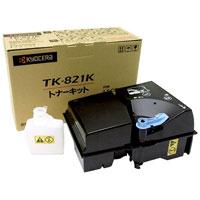 京セラミタ 純正トナーカートリッジ エコシス LS-C8100DN用 TK-821K