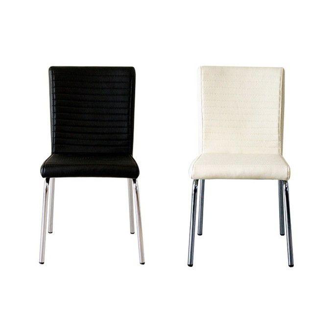 チェア いす 椅子 イス 2脚セット セット アイアン ダイニングチェア オフィスチェア PCチェア 北欧 シンプル モダン オフィス家具 ミーティング 合皮 スチール PU素材