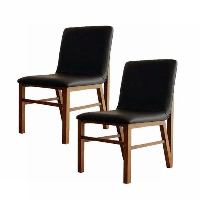 チェア いす 椅子 2脚セット セット ダイニングチェア イス 完成品 ダイニング 食卓 広め ゆったり 北欧 モダン シンプル レザー カフェ 木製 無垢 低め アンティーク