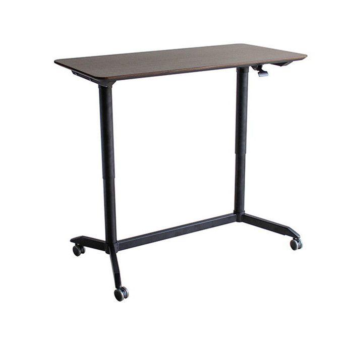 デスク テーブル スタンディングテーブル スタンディングデスク アジャスター 姿勢 仕事効率 立って ハイタイプ リフトアップ おしゃれ 新生活 カジュアル シンプル 机 つくえ 昇降 PC パソコン ワーク オフィス 立つ 姿勢 キャスター 立ったまま/