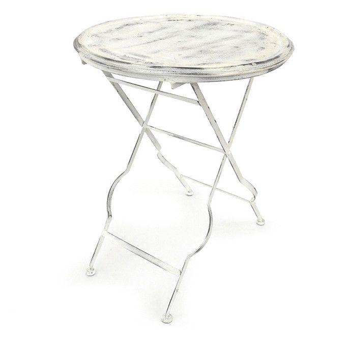 ガーデニング エクステリア ガーデンテーブル テーブル ラウンドテーブル アイアン アンティーク/