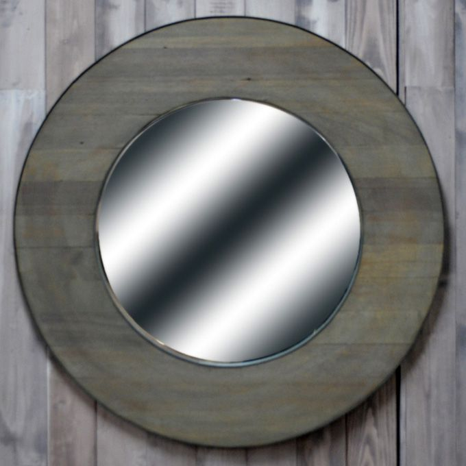 大型 ミラー メタルフレームミラー 鏡 壁掛け ビッグサイズ マリン雑貨 アンティーク風 アンティーク家具 アンティーク雑貨 北欧風 レトロ モダン マリン