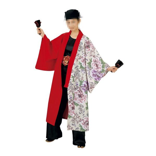 長半纏 半纏 祭 祭り衣装 踊り衣装 よさこい 飯印 7908
