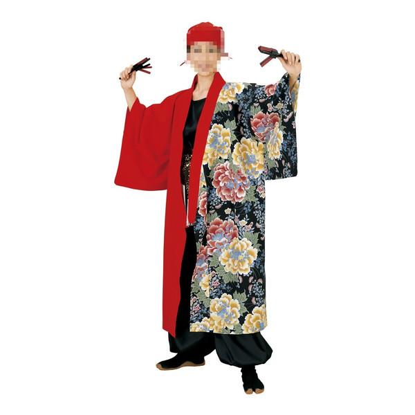 長半纏 半纏 祭 祭り衣装 踊り衣装 よさこい 飯印 7910