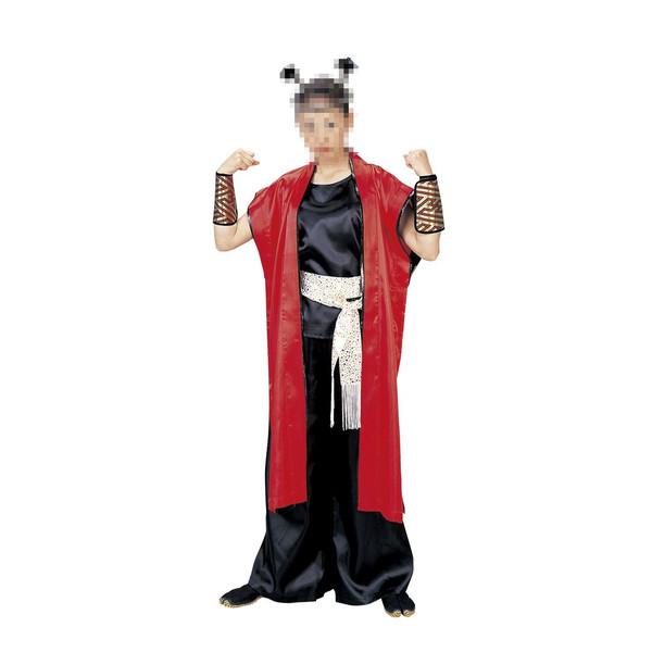 袖なし長半纏 法被 祭 祭り衣装 踊り衣装 旬印 7955
