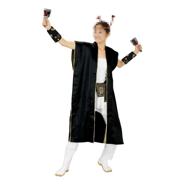 袖なし長半纏 法被 祭 祭り衣装 踊り衣装 旬印 7957