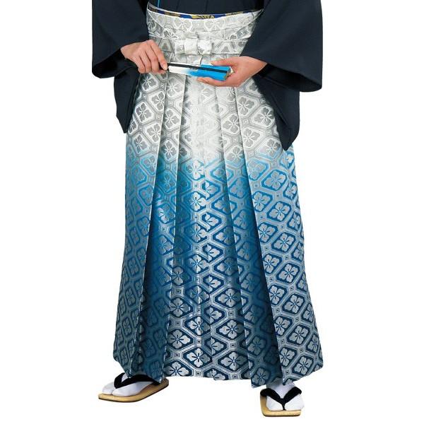 舞踊袴 踊り衣裳 殿印 5498