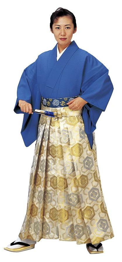 舞踊袴 踊り衣裳 福印 5506