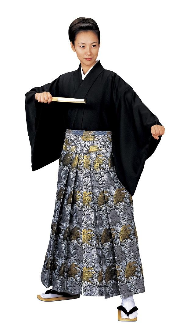 舞踊袴 踊り衣裳 福印 5508