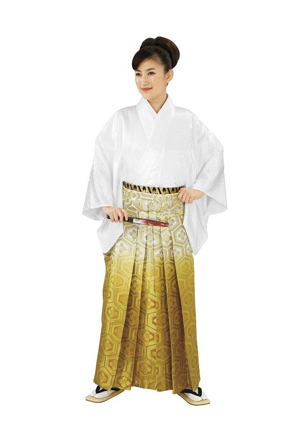 舞踊袴 踊り衣裳 殿印 5494