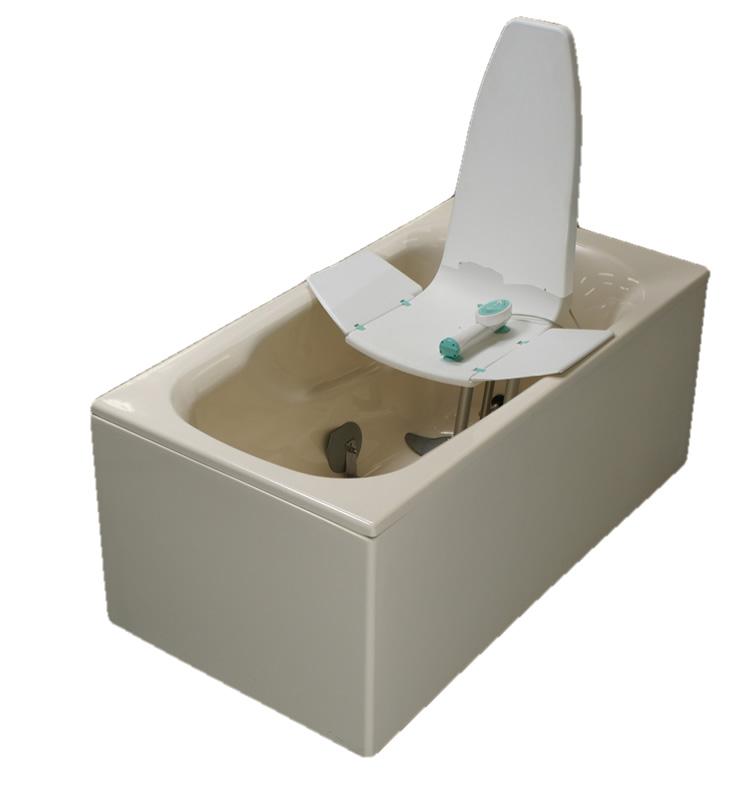 入浴用リフト ネプチューン【入浴介助/バスリフト/風呂リフト】