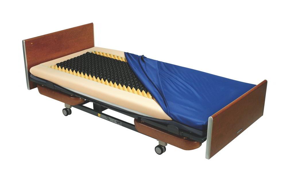 床ずれ予防マットレス ロホ コンビネーションマットレス 2枚タイプ【ROHO® DRY FLOATATION®/褥瘡(じょくそう)予防/体圧分散/エアーマットレス】