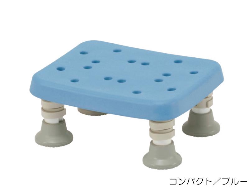 浴槽台 ユクリアソフト1220 コンパクト【浴槽台/入浴台/お風呂場いす】