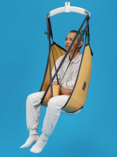 吊り具 グルドマンスリングシート ベーシック(スタンダード) XSサイズ【介護移乗リフト】