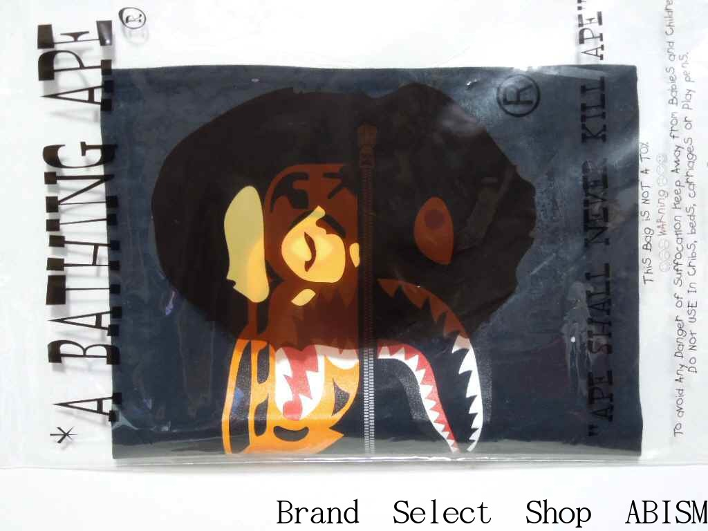 3e482b39 (tiger shark neck warmer) [black] [new article] BAPE (ベイプ) This product  cannot support the C.O.D. settlement. When is ordered by collect on  delivery; ...