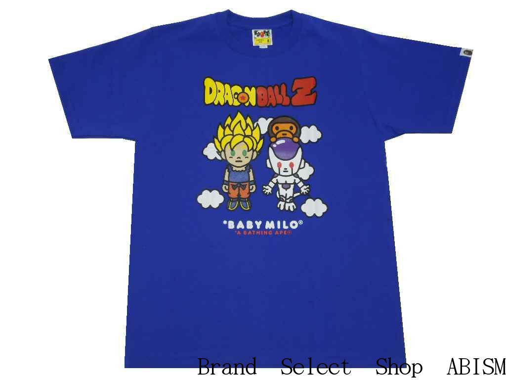 8bb595c0 A BATHING APE (エイプ) xDRAGONBALL Z (dragon ball) BAPE X DRAGON BALL Z TEE #5  [T-shirt] [blue] [product made in Japan] [new article]