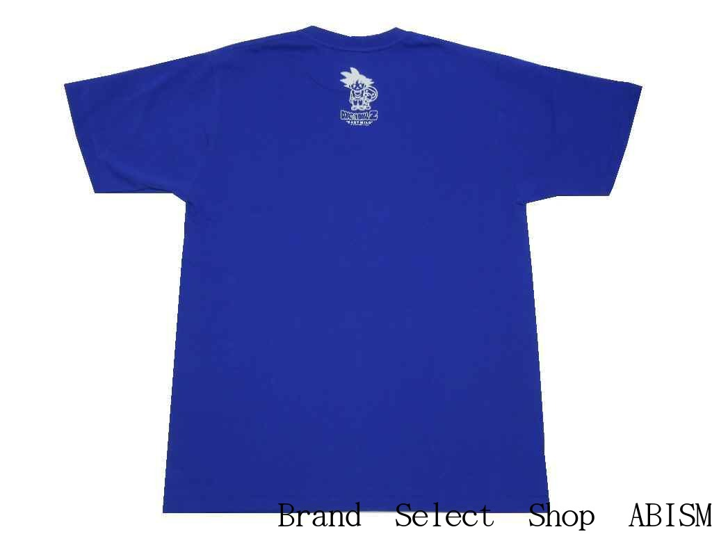 d1e07f25 xDRAGONBALL Z (dragon ball) BAPE X DRAGON BALL Z TEE #5 [T-shirt] [blue]  [product made in Japan] [new article]