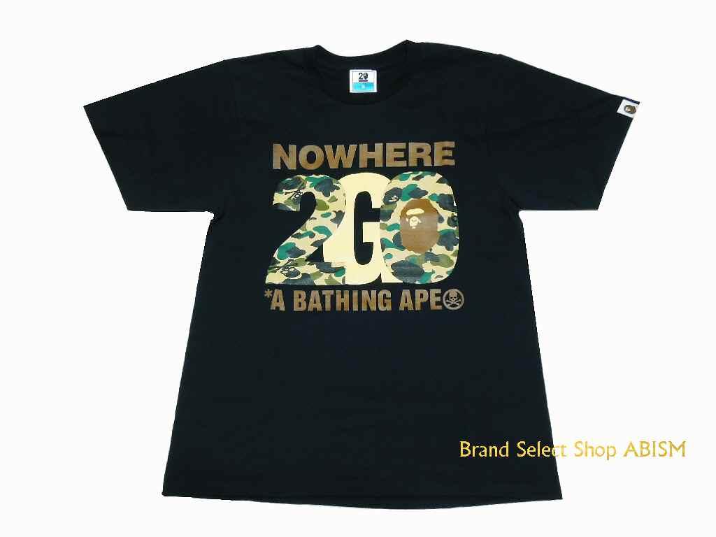 Brand Select Shop Abism A Bathing Ape Ape 20th Anniversary
