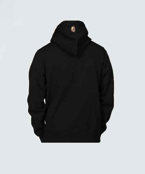 a4f8c328 A BATHING APE( エイプ) SWAROVSKI (Swarovski) PULLOVER HOODIE hoodies [Black]  [New] BAPE [Free shipping]