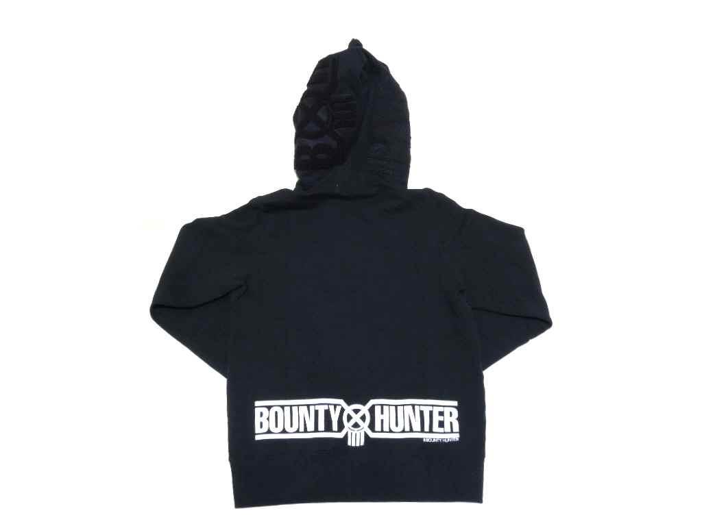 A BATHING APE (APE) x BOUNTY HUNTER (bounty hunter) MAD SHARK FULL ZIP HOODIE Hoodie / BAPE hoodies (BAPE)