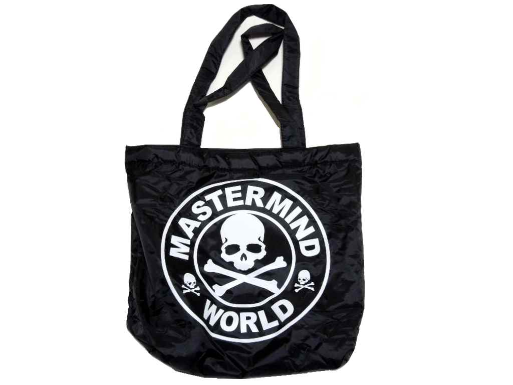 Mastermind JAPAN (마스터 마인드 재팬) MA-1 TYPE ORIGINAL CAMOUFLAGE BIG BAG