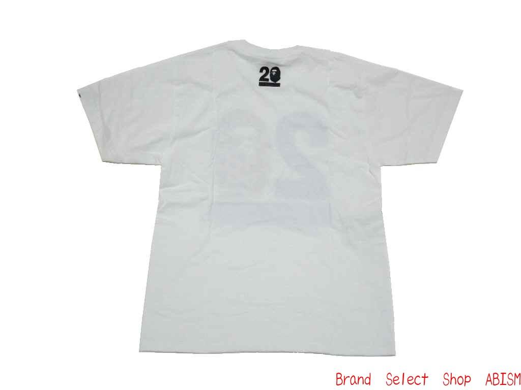 A BATHING APE (エイプ) NW20 BAPELAND 베이 플랜 드 제한 1st CAMO TEE T 셔츠 BAPE (ベイプ)