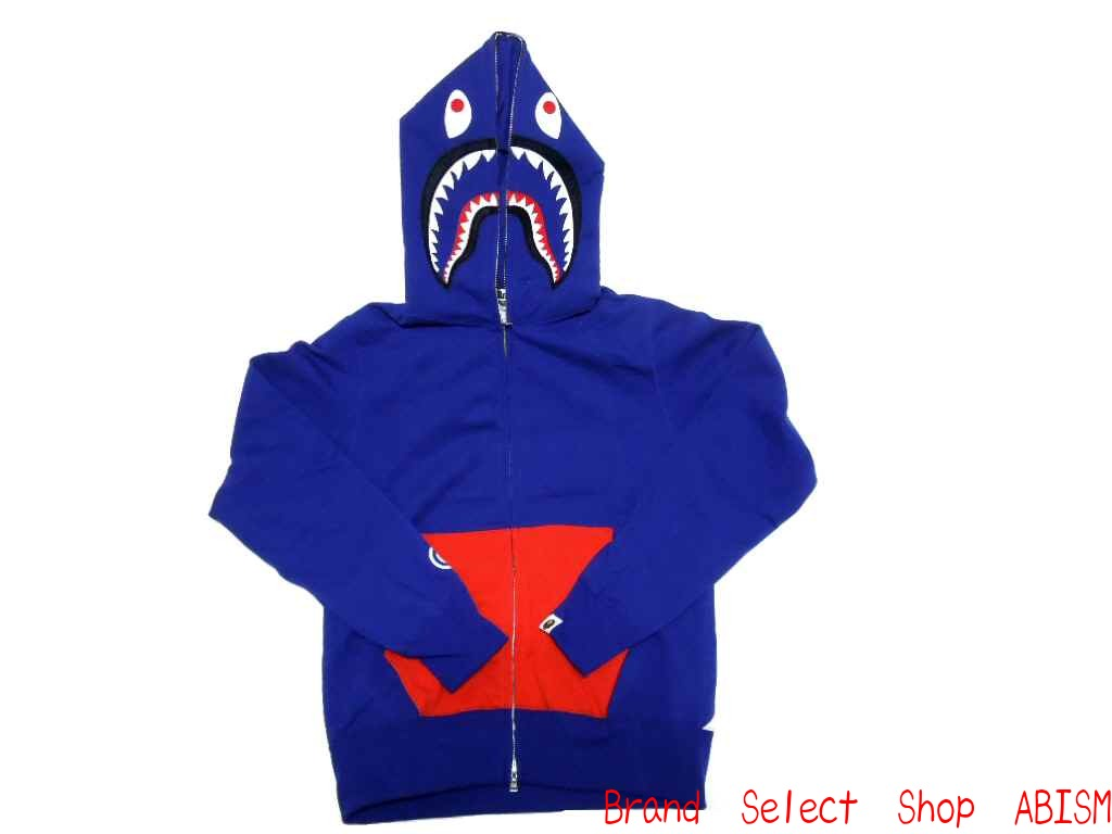 沐浴猿 (猿) 联盟杰克鲨鱼充分邮编卫衣猿人猿人鲨鱼 フルジップフーディー 联盟杰克 (Parker)