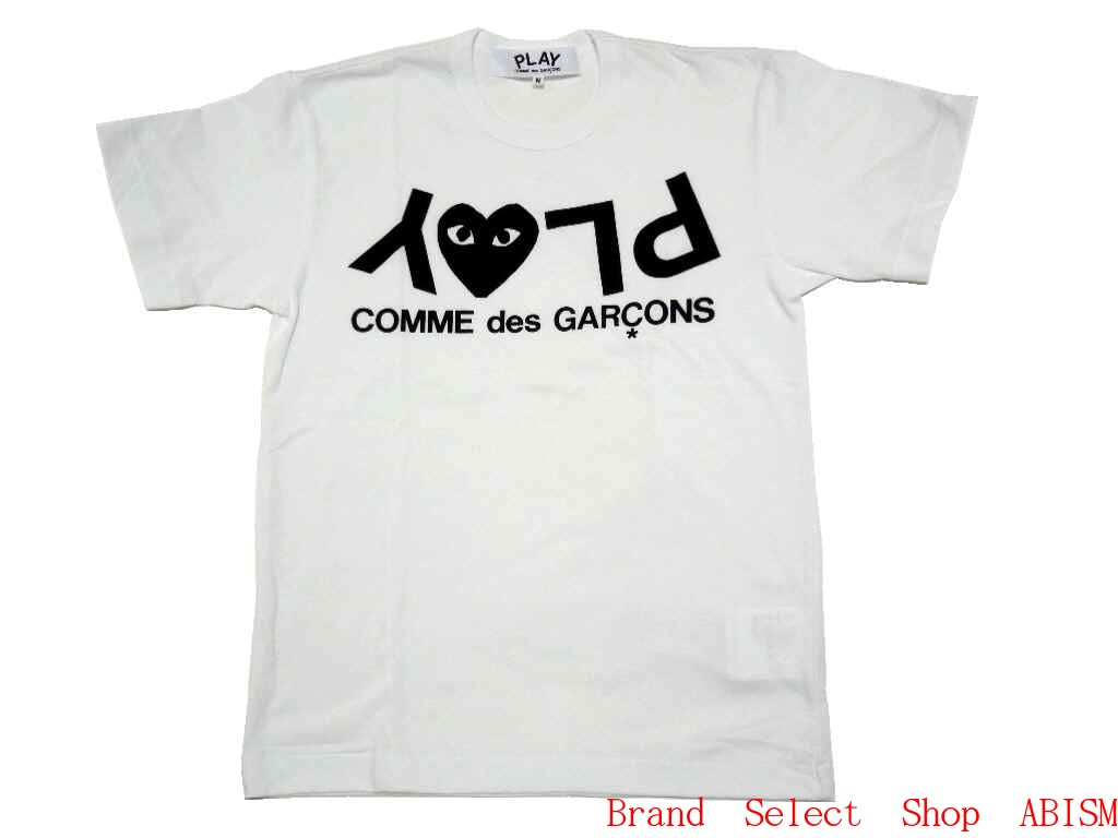 444cbea6d7df brand select shop abism  ☆ Mens ☆ PLAY COMME des GARCONS (Comme des garcons  play)  quot PLAY logo